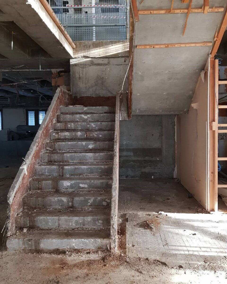 Secret Staircase Uncovered
